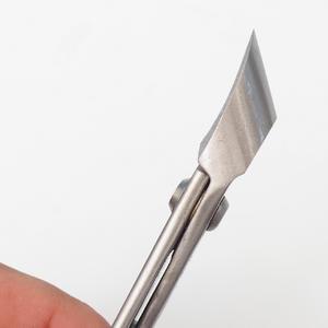 Kliešte šikmé shohinové 18,5 cm + PUZDRO ZADARMO
