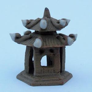 Keramická figurka-Altán S-18