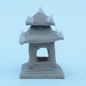 Keramická figurka - altán S-16