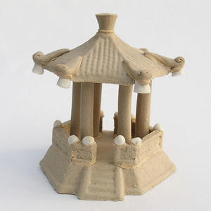 Keramická figurka - Altán S-3