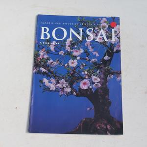 časopis bonsaj - CBA 2000-1