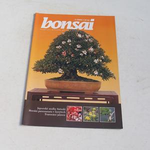 časopis bonsaj - CBA 2004-1
