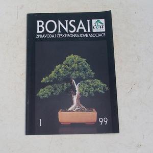 časopis bonsaj - CBA 1999-1