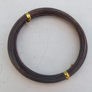 Meděné tvarovací dráty 100 g, 2,5 mm