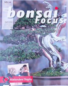 Bonsai focus - anglicky č.145