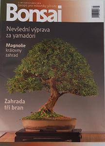časopis bonsaj - CBA 2011-1