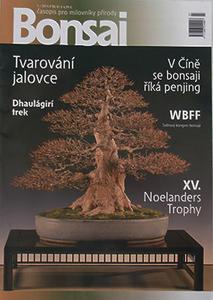 časopis bonsaj - ČBA 2014-1