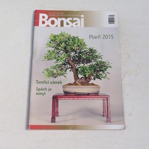 časopis bonsaj - CBA 2015 / 2-3