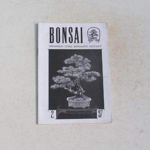 časopis bonsaj - CBA 1997-2