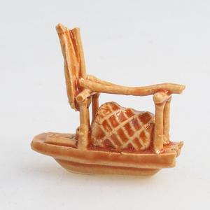 Keramická figurka - loď