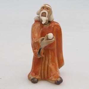 Keramická figurka - mudrc