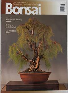 časopis bonsaj - ČBA 2011-2