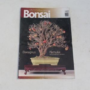 časopis bonsaj - ČBA 2009-3
