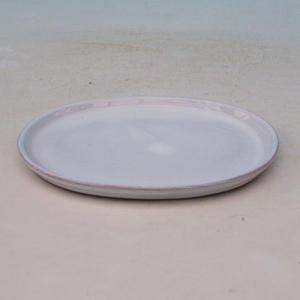 Bonsai podmiska H 30, bílá