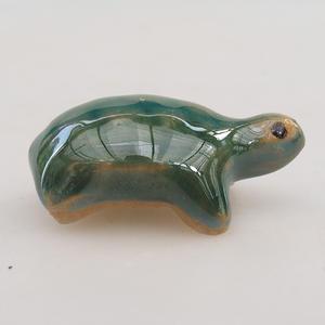 Keramická figurka - želva malá