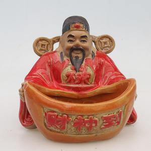 Keramická figurka - budha