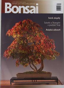 časopis bonsaj - ČBA 2011-3