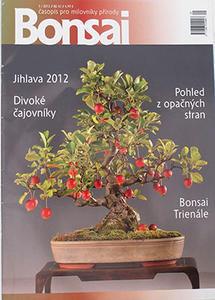 časopis bonsaj - CBA 2012-3