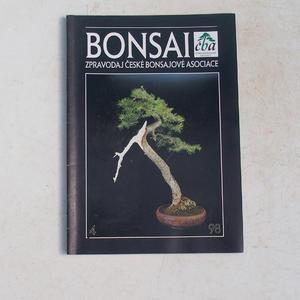 časopis bonsaj - CBA 1998-4