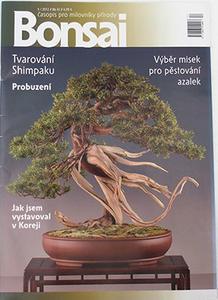 časopis bonsaj - CBA 2012-4
