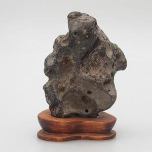 Suiseki - Kámen s DAI (dřevěnou podložkou)