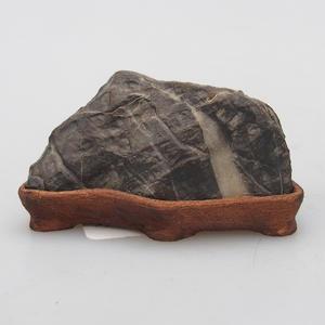 Suiseki - Kameň s DAI (drevenou podložkou)