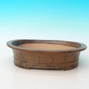 Bonsai mísa CEJ 55, hnedá