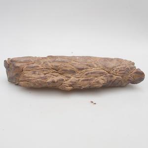 Suiseki - Kámen bez DAI (dřevěná  podložka)