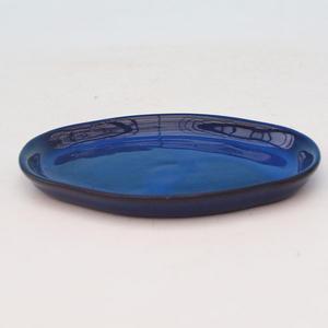 Bonsai podmiska H 05, modrá