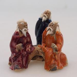 Keramická figurka - trojice