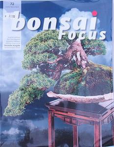 Bonsai focus - německy č.72