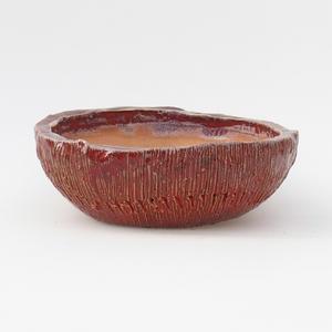 Keramická bonsai miska - 2.akosť mierna deformácia
