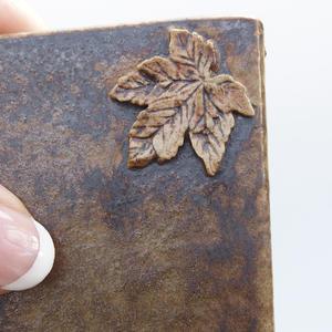 Keramická bonsai miska LIST