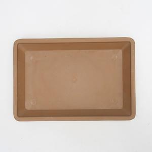 Bonsai podmiska plast PP-2 - béžová