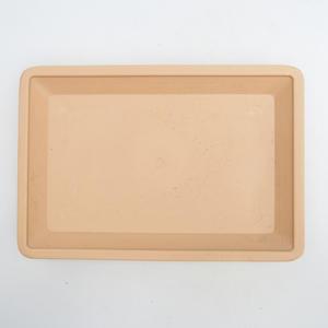 Bonsai podmiska plast PP-2 - krémová