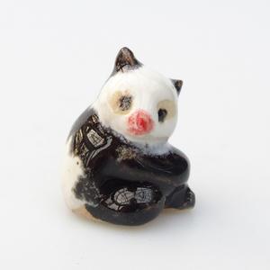Keramická figurka - Panda, C
