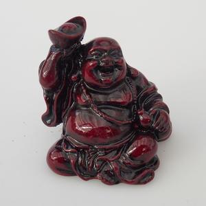 Budha střední červený