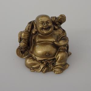 Budha střední zlatý