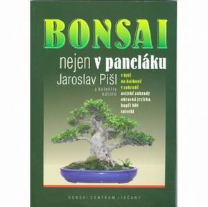 Kniha bonsai nejen v paneláku
