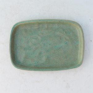Bonsai podmiska H 02p, zelená
