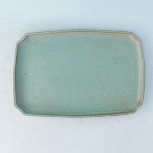 Bonsai podmiska H 07p, zelená