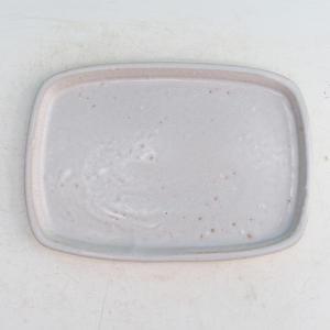 Bonsai podmiska H 08P, biela