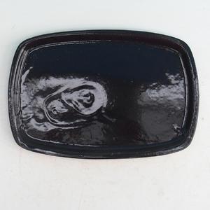 Bonsai podmiska H09, čierna