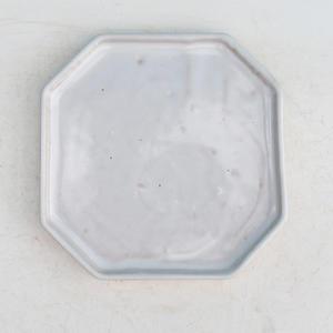 Bonsai podmiska H 14, biela