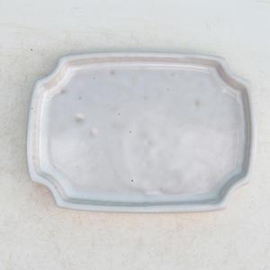 Bonsai podmiska H 17, biela