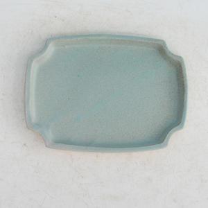 Bonsai podmiska H 17, zelená