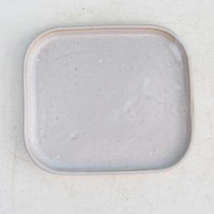 Bonsai podmiska H 37, bílá