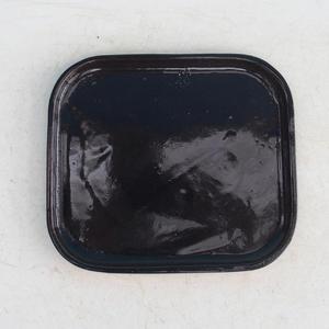 Bonsai podmiska H 37, černá