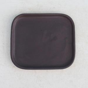Bonsai podmiska H 36, čierna matná