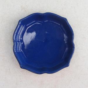 Bonsai podmiska H 95, modrá